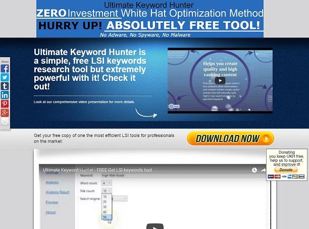 Ultimate Keyword Hunter