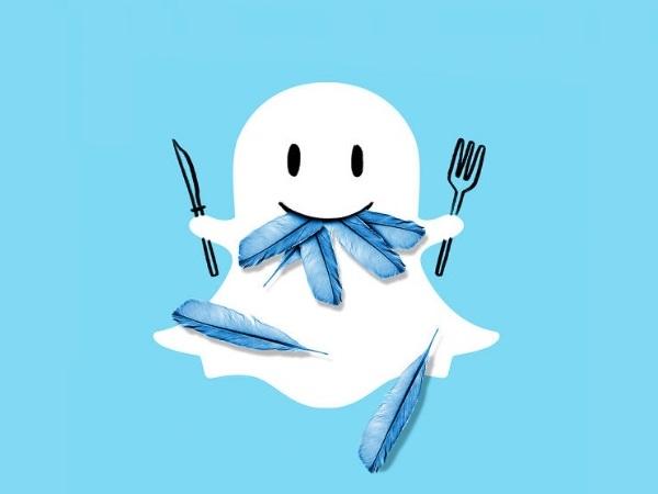¿Ha superado Snapchat a Twitter en popularidad?