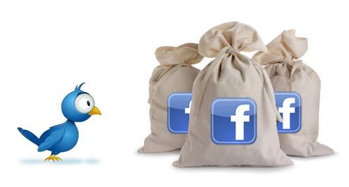 Facebook bate récords de usuarios e ingresos publicitarios