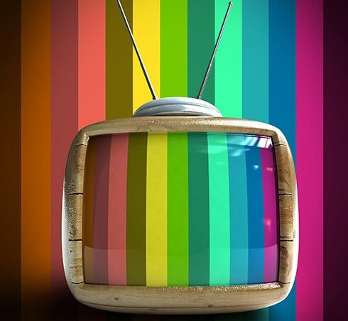La televisión sigue líder