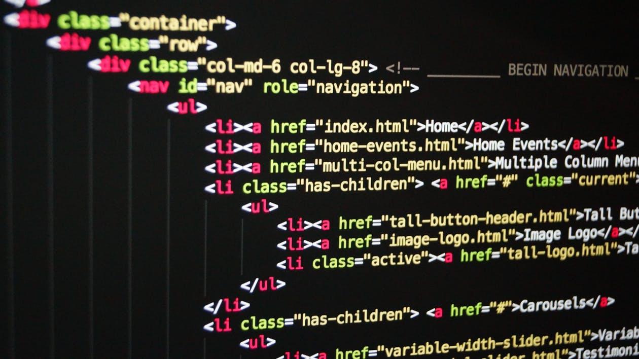 Programación en HTML